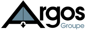 ARGOS GROUPE logo page accueil